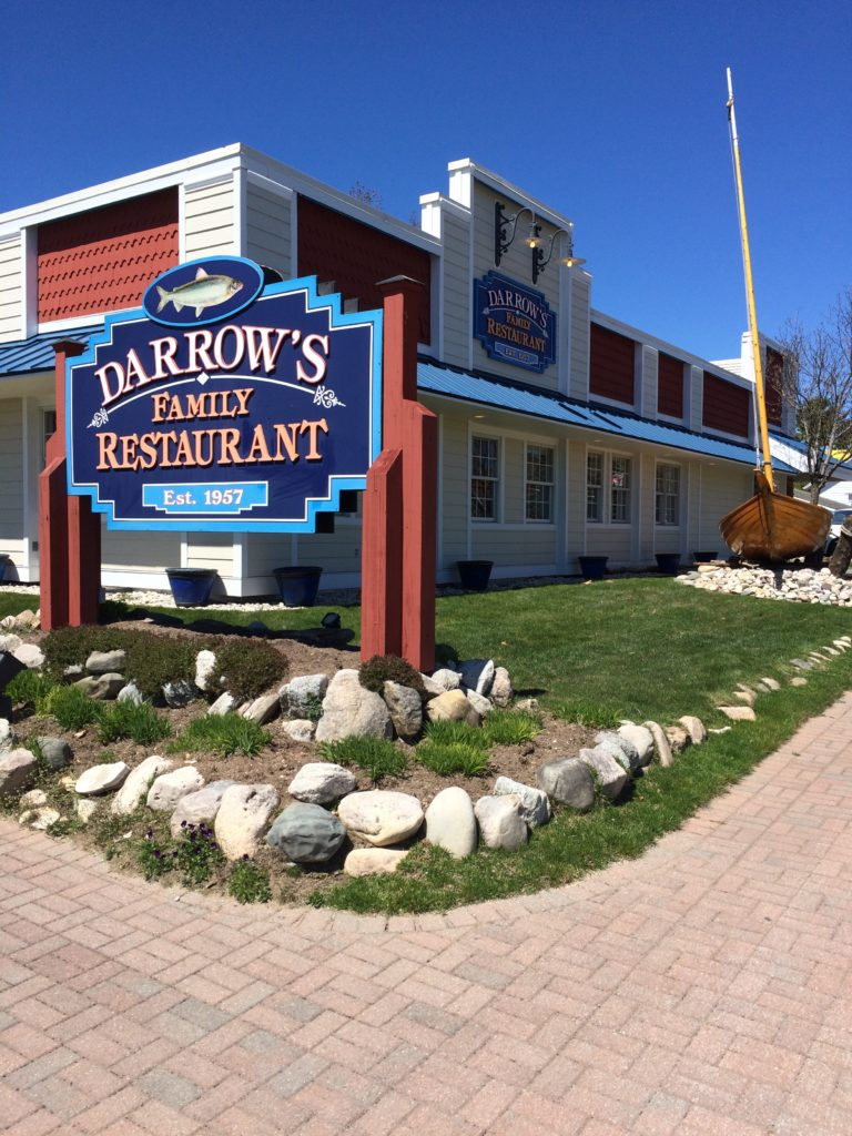 Darrow's Family Restaurant Mackinaw City MI