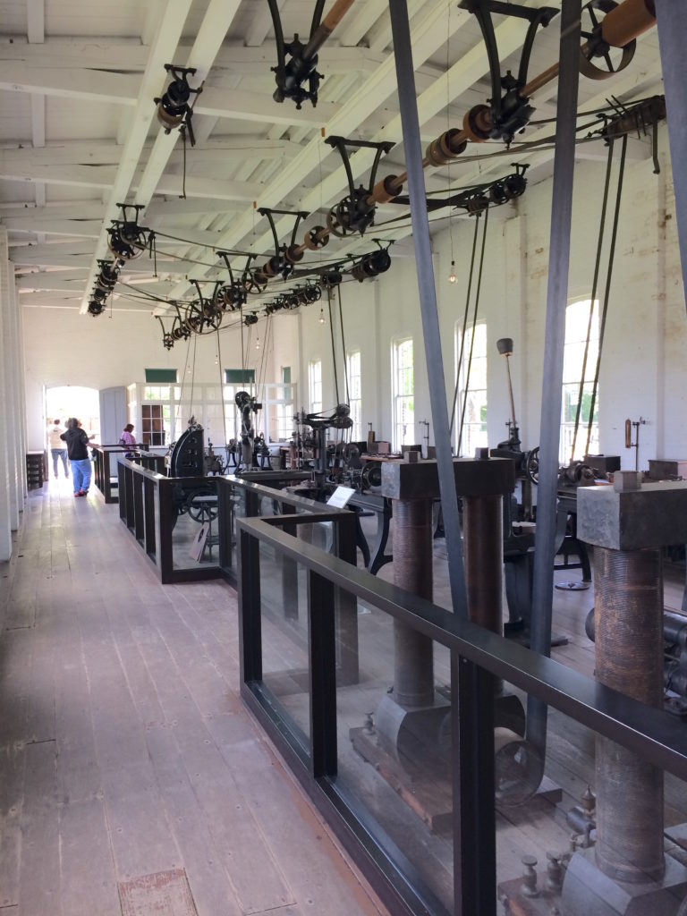 Edison's Machine Shop
