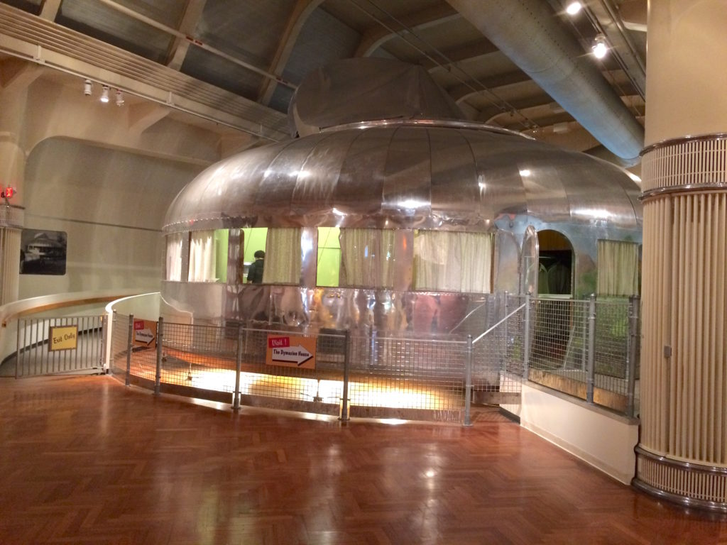 Buckminsterfullerene Dymaxion house