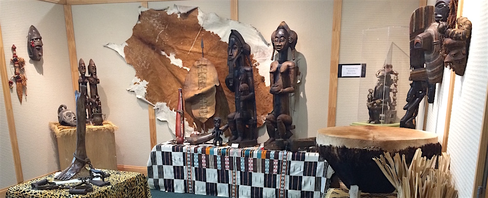 Afro-American artifacts