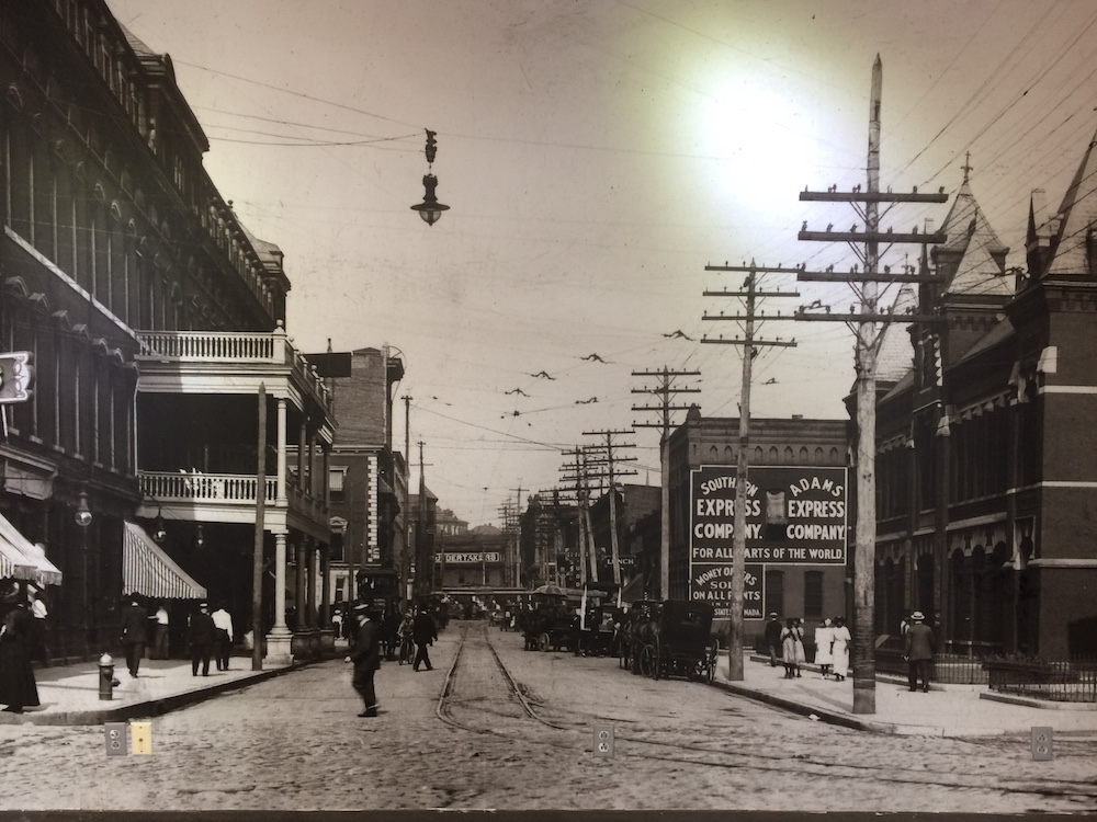 Historical photo of Chattanooga