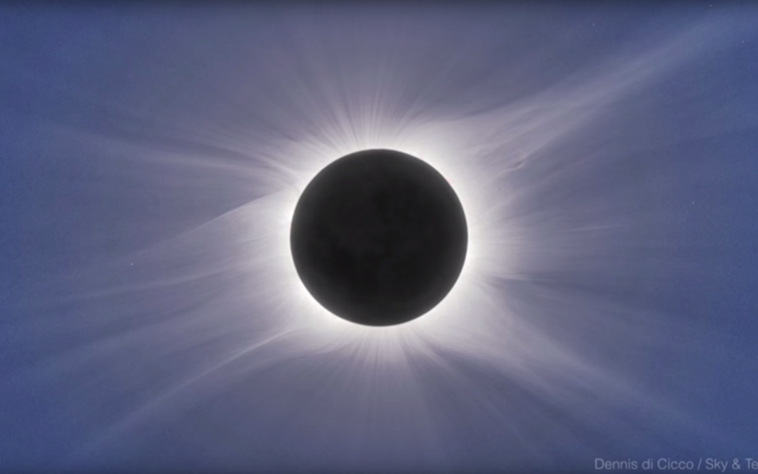 The Total Solar Eclipse – Be There!