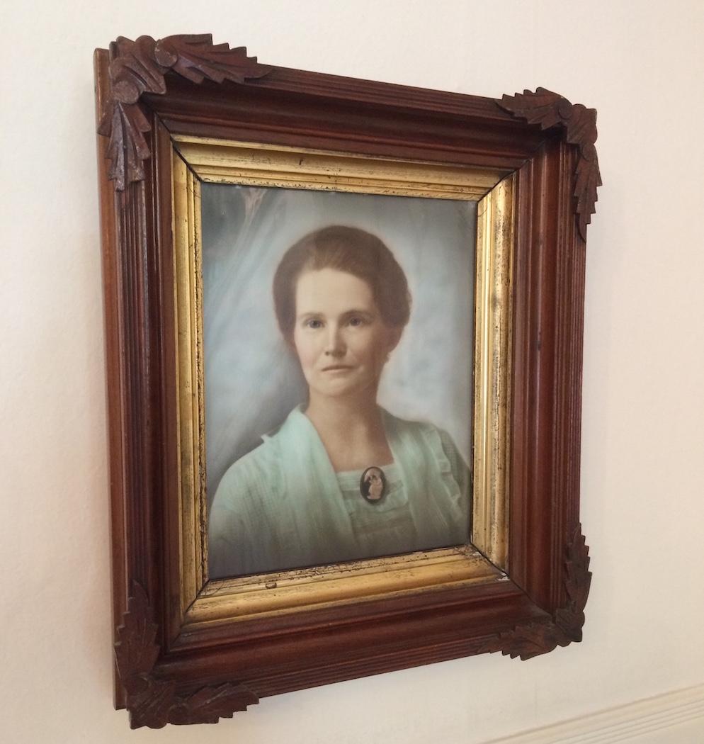 Anna Safley Houston portrait