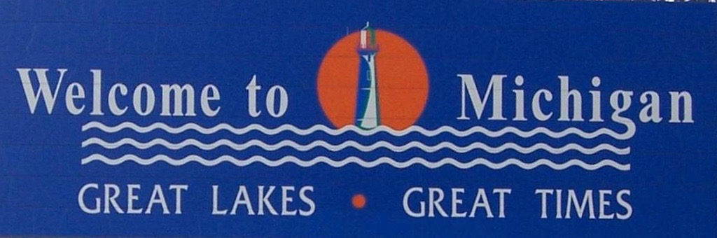 Great Lakes Trip – Day 1 – Michigan