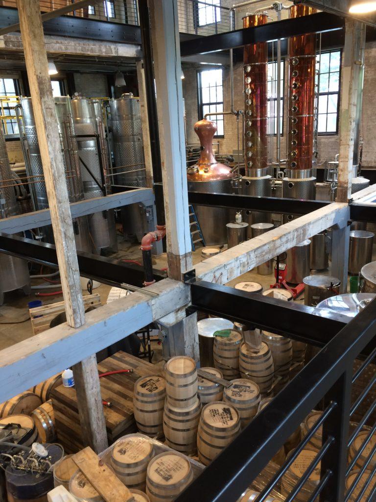 Journeyman Distillery at Three Oaks Michigan