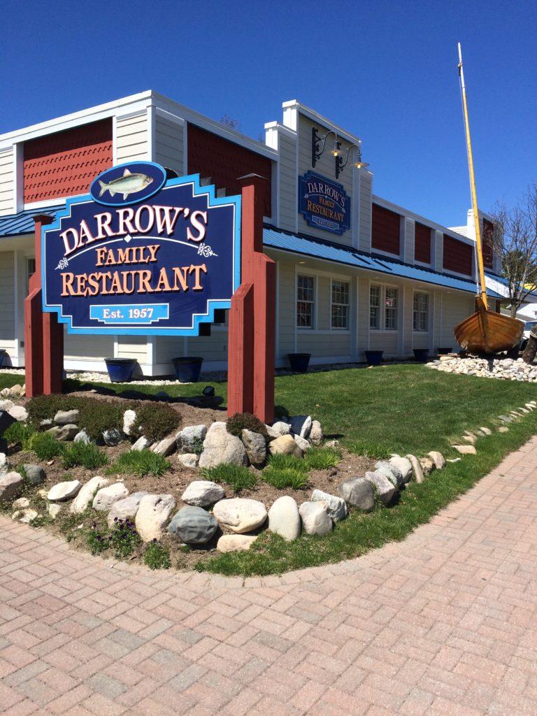 Darrow's Family Restaurant Mackinaw City MI