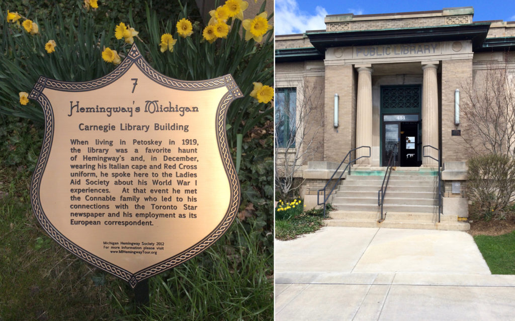 Carnegie Public Library at Petoskey