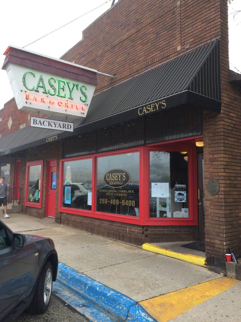 Casey's Bar and Grill New Buffalo Michigan