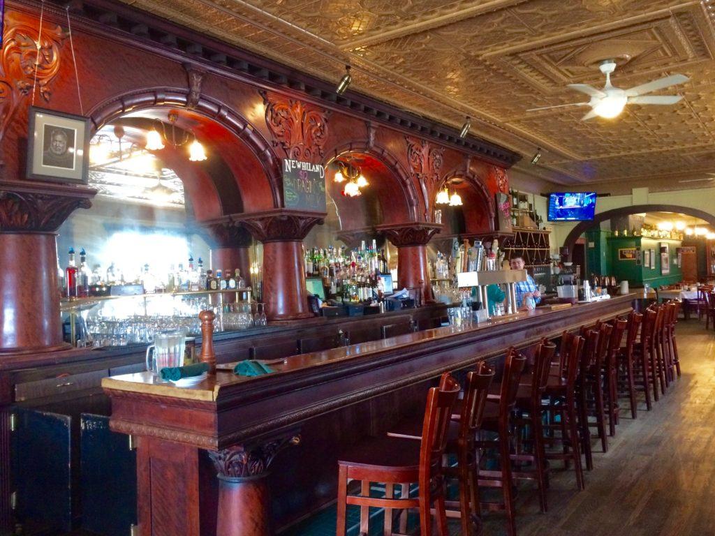 Bar at City Park Grill