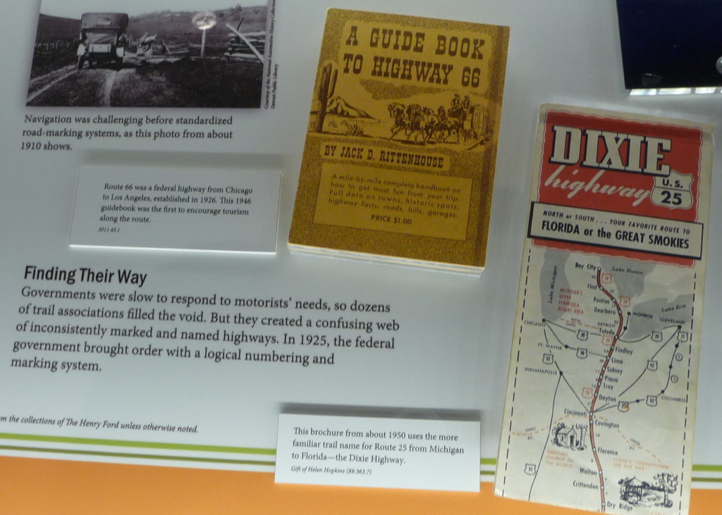 Maps of the old Dixie Highway