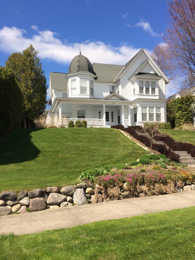 Historic home in Harbor Springs Mi