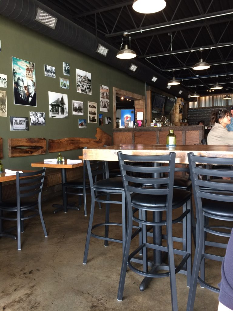 Monkey Town Brewing Company interior