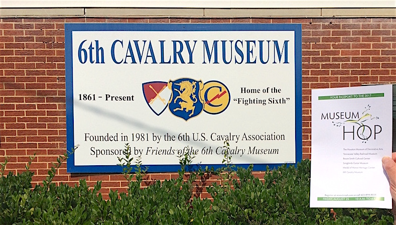 The 6th Calvary Museum – Chattanooga Museums Series 1