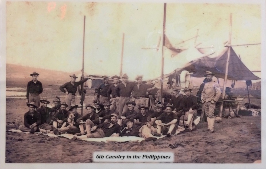 6th Calvary in the Philippines