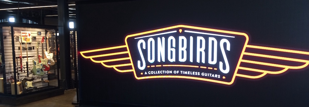Songbirds Guitar Museum – Chattanooga Museums Series 2