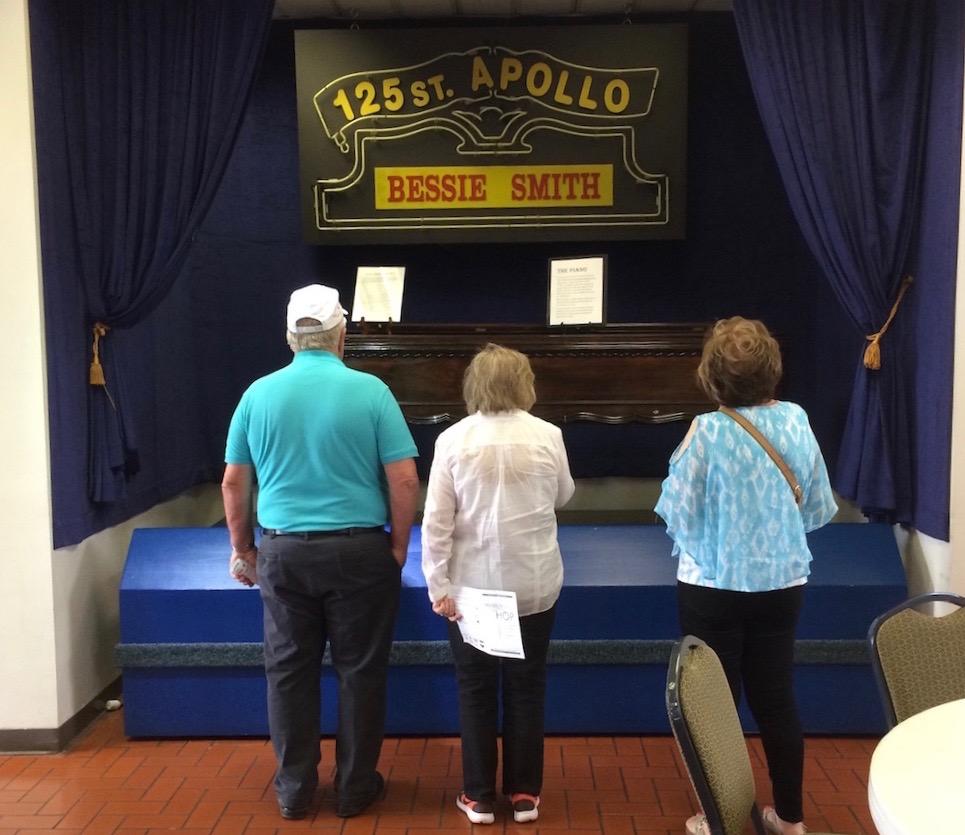 Bessie Smith's Grand Piano